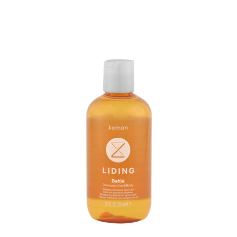 Kemon Liding Bahia Shampoo Hair & Body 250ml