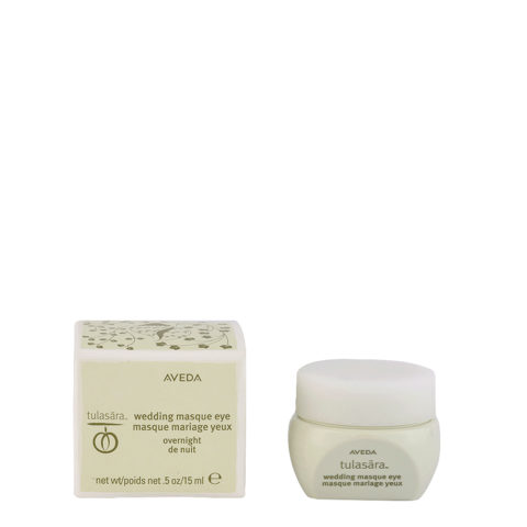 Aveda Tulasara Wedding Masque Overnight Eye 15ml - Augenserum nacht