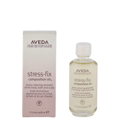 Aveda Bodycare Stress-Fix Composition Oil 50ml - aromatisches süßendes Körperöl