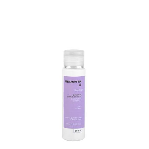 Medavita Lengths Lissublime glättendes Shampoo pH 5.5  55ml