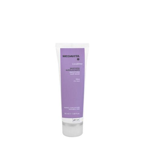 Medavita Lenghts Lissublime superglättende Haarmaske pH 3.5  50ml