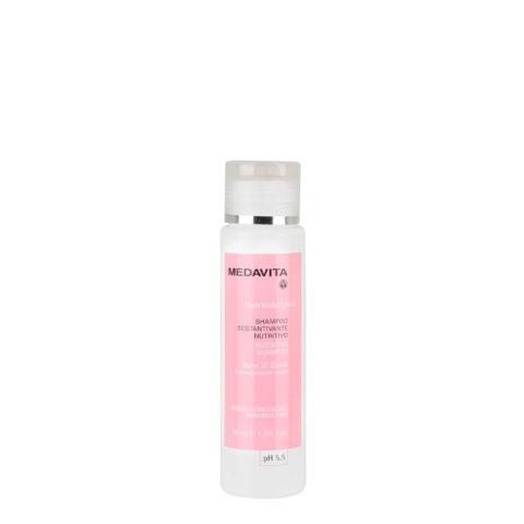 Medavita Lenghts Nutrisubstance Nutritive shampoo pH 5.5  55ml - pflegendes Shampoo