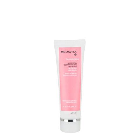 Medavita Lenghts Nutrisubstance Nutritive hair mask pH 3.5  50ml - pflegende Haarmaske