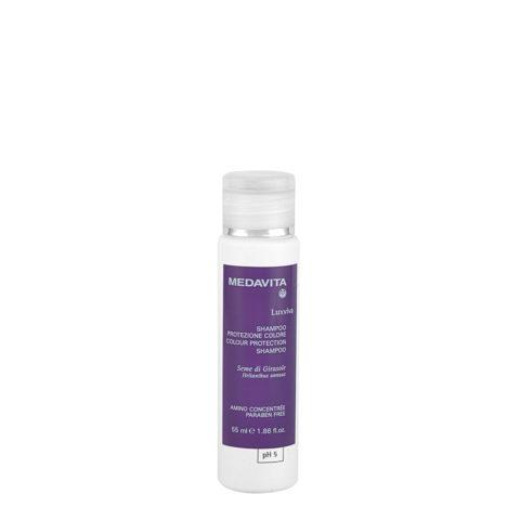 Medavita Lenghts Luxviva Colour Farbschutz Shampoo pH 5  55ml