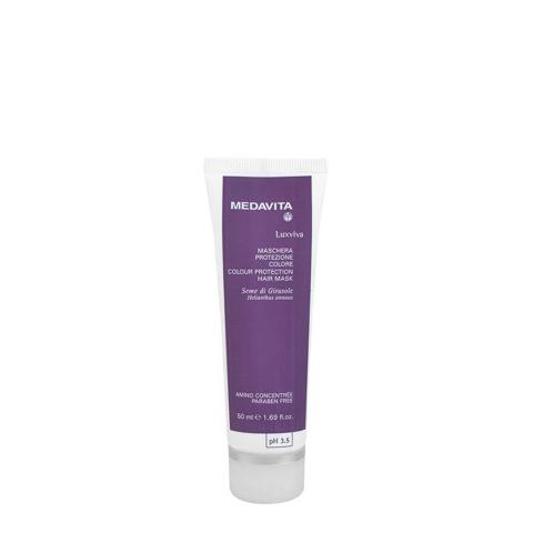 Medavita Lenghts Luxviva Colour Farbschutzmaske pH 3.5  50ml
