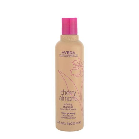 Aveda Cherry Almond Softening Shampoo 250ml - feuchtigkeitsspendend schampoo