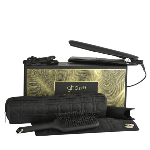 GHD New Gold Professional Styler Smooth Styling Gift Set - glätteisen Geschenkset