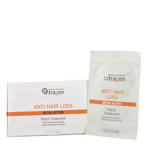 Intragen Anti Hair Loss Patch Treatment 30patches - Absturzpflaster
