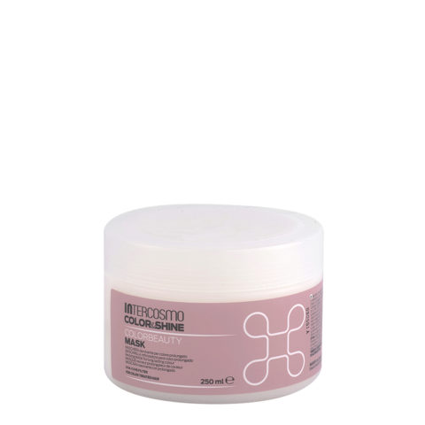 Intercosmo Color & Shine Color Beauty Mask 250ml - Maske für Farbe