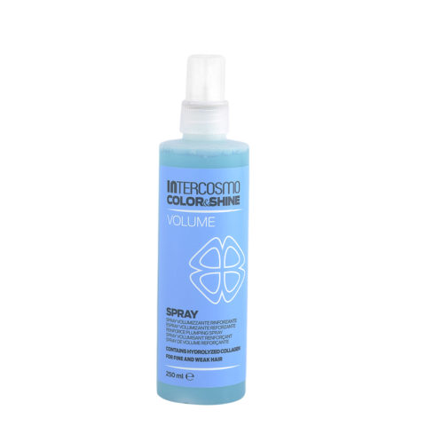 Intercosmo Color & Shine Volume Spray 250ml - verstärkendes volumizing spray