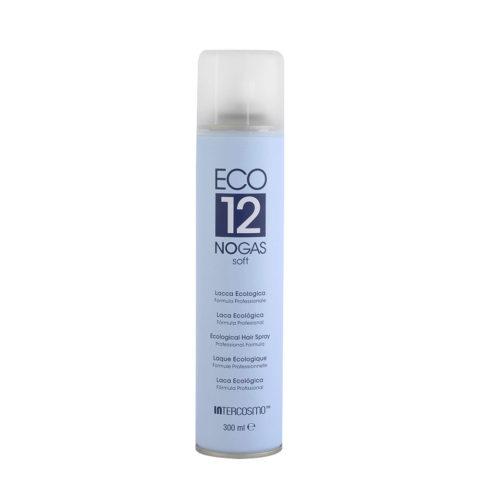 Intercosmo Styling Eco 12 No Gas Soft 300ml - leichter ökologischer Lack