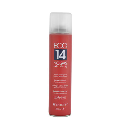 Intercosmo Styling Eco 14 No Gas Extra Strong 300ml - umweltfreundlicher Lack