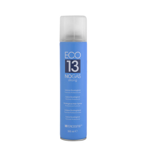 Intercosmo Styling Eco 13 No Gas Strong 300ml - starker ökologischer Lack