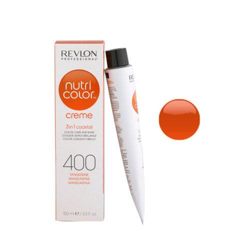 Revlon Nutri Color Creme 400 Tangerine 100ml - Farbmaske