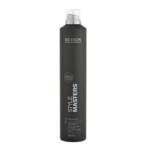 Revlon Style Masters The Must haves 2 Modular 500ml - Haarspray mittleren Halt