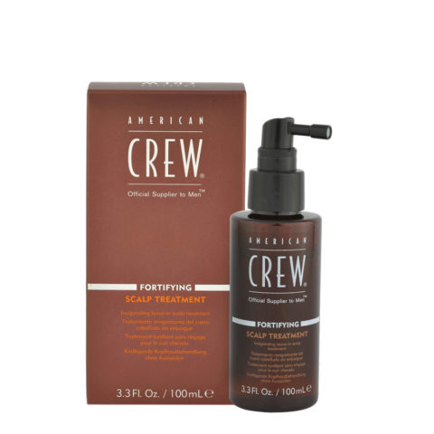 American Crew Fortifying Scalp Treatment 100ml - vitalisierende Haut