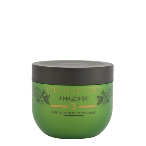 Orofluido Amazonia Step 3 Deep Reconstruction Mask 500ml - tiefe Rekonstruktionsmaske