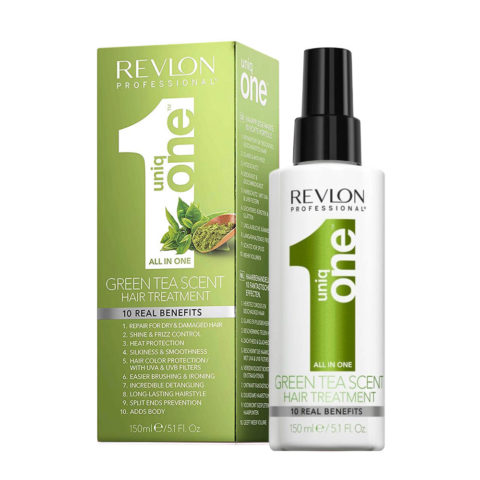 Uniq one All in one hair treatment Spray Green tea 150ml