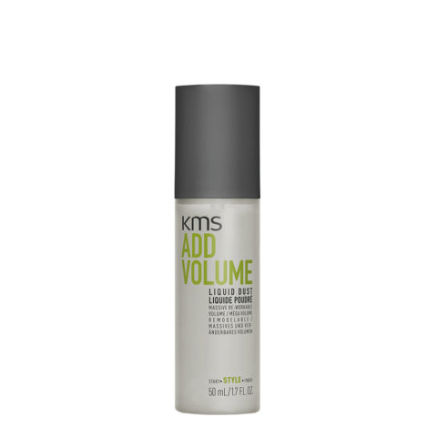 KMS Add Volume Liquid Dust 50ml - Volumen Serum Haare
