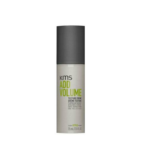 KMS Add Volume Texture Creme 75ml - Modellierpaste