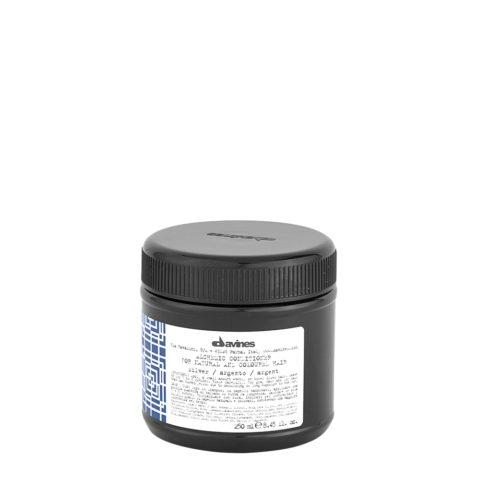 Davines Alchemic Conditioner Silver 250ml - Intensiviert platinblondes
