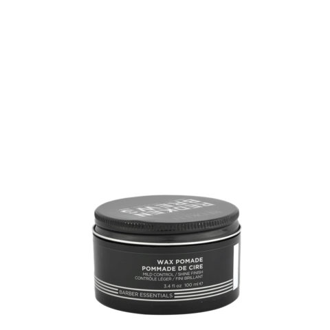 Redken Brews Man Wax pomade 100ml - Modellierwachs