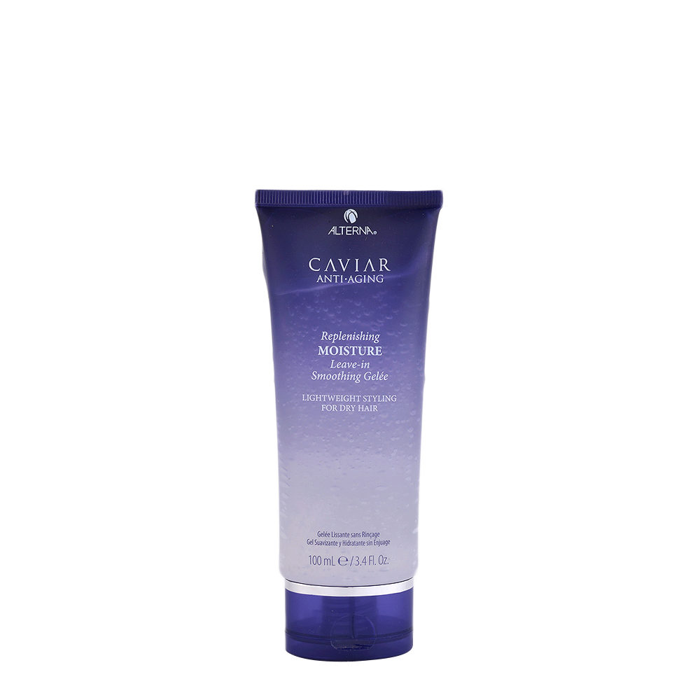 Alterna Caviar Anti aging Replenishing Moisture Smoothing Gelée 100ml  - Haarperfector für glättes und glänzendes