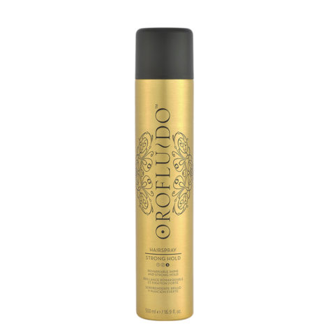 Orofluido Hairspray Strong Hold 500ml - Starker Halt