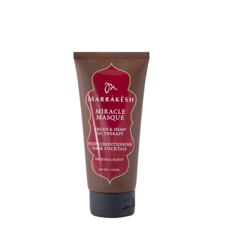 Marrakesh Miracle Masque Deep conditioning hair cocktail 118ml - Spülung Haarmaske