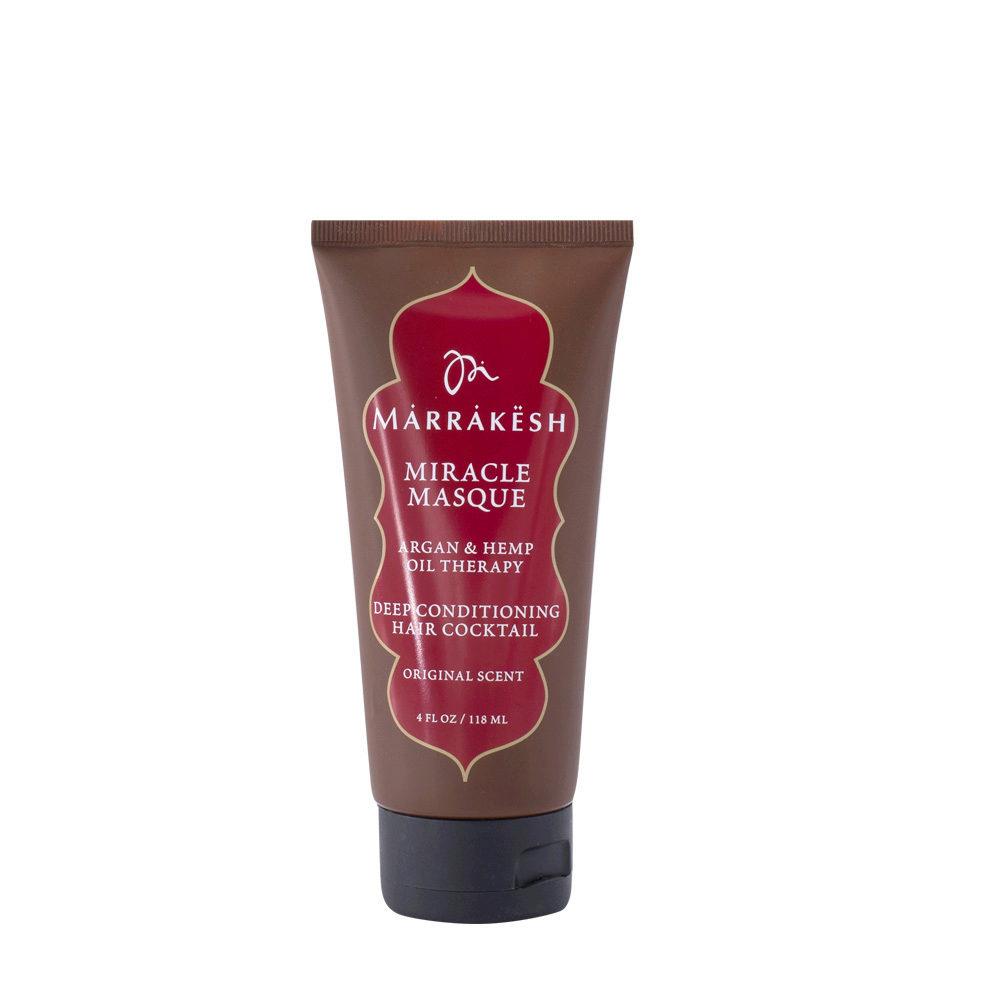 Marrakesh Miracle Masque Deep conditioning hair cocktail 118ml - Spülung Haarmaske