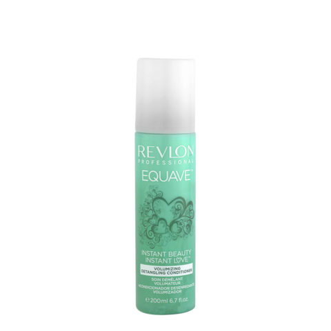 Revlon Equave Volumizing Detangling conditioner 200ml - Balsam-Sprühvolumen