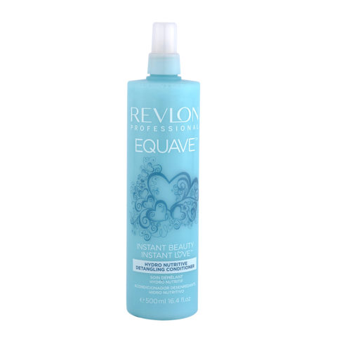 Revlon Equave Hydro nutritive Detangling conditioner 500ml - Feuchtigkeitsspray Conditioner