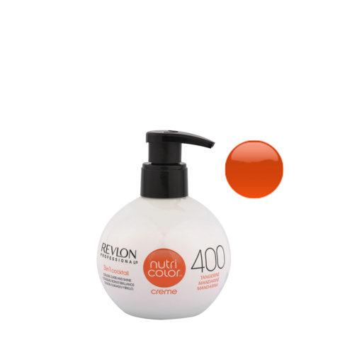 Revlon Nutri Color Creme 400 Tangerine 270ml