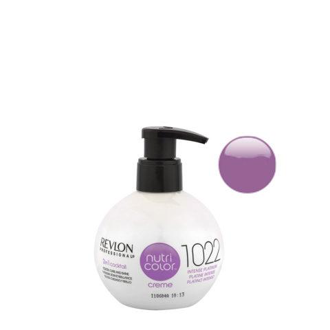 Revlon Nutri Color Creme 1022 Intensiv platinum 270ml
