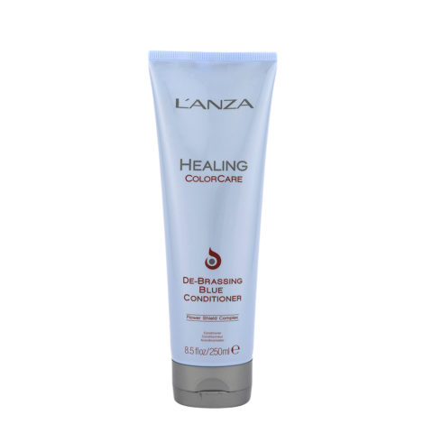 L'Anza Healing Colorcare De brassing blue conditioner 250ml