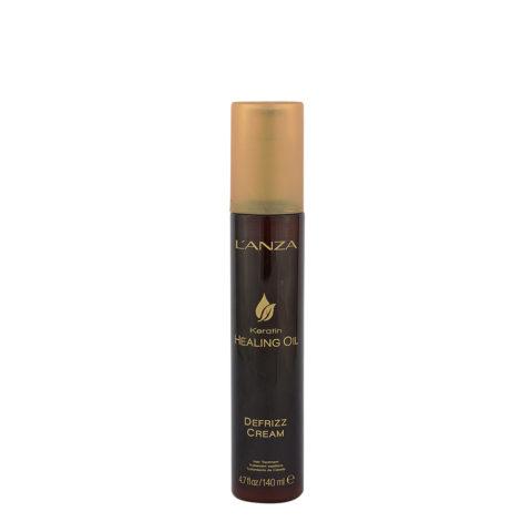 L' Anza Healing Oil De Frizz Cream 140ml - antifrizz Serum
