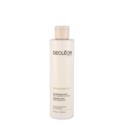 Decléor Aroma Cleanse Lait Démaquillant Essentiel 200ml - Reinigungsmilch für alle Hauttypen