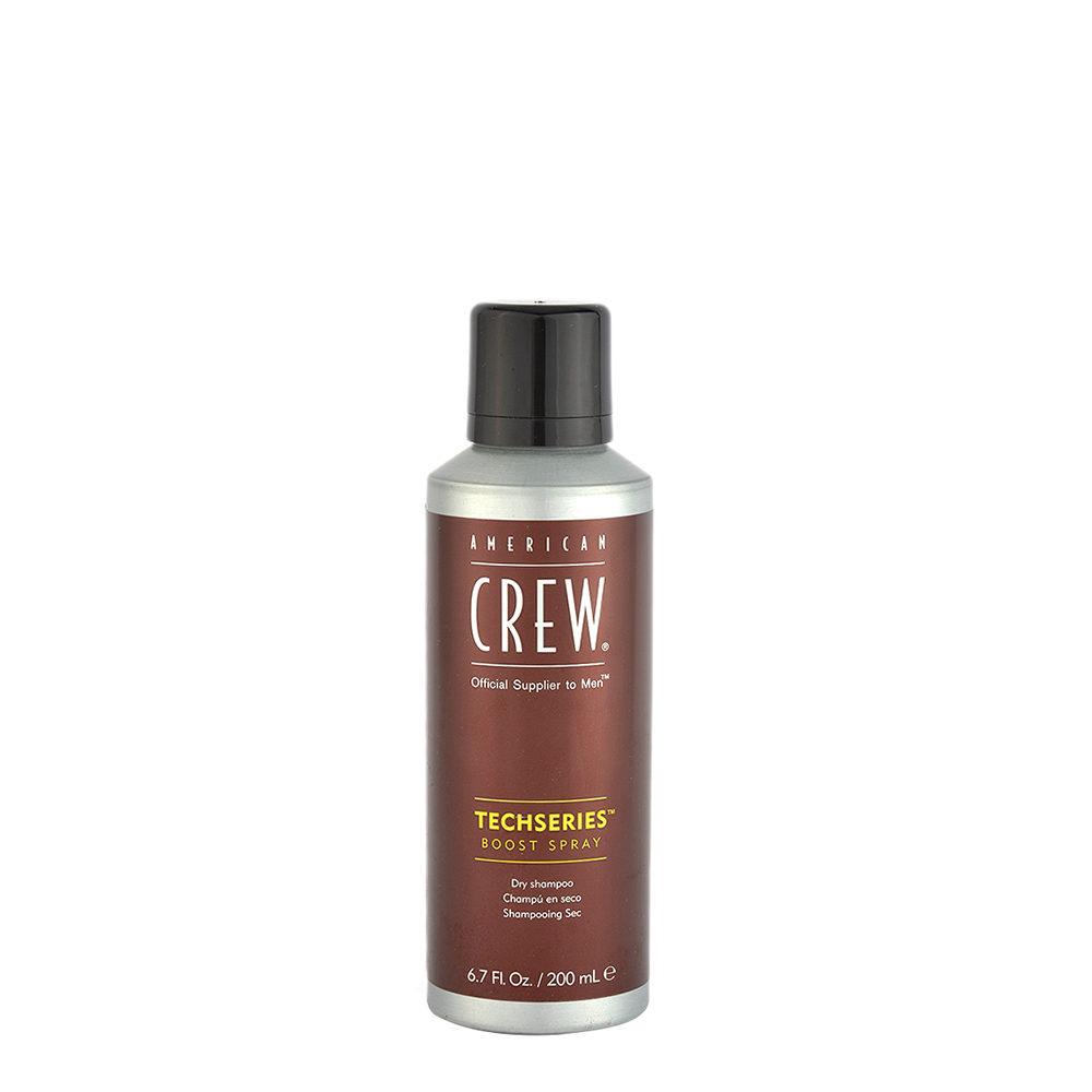 American crew Techseries Boost Spray Dry shampoo 200ml - Trockenshampoo