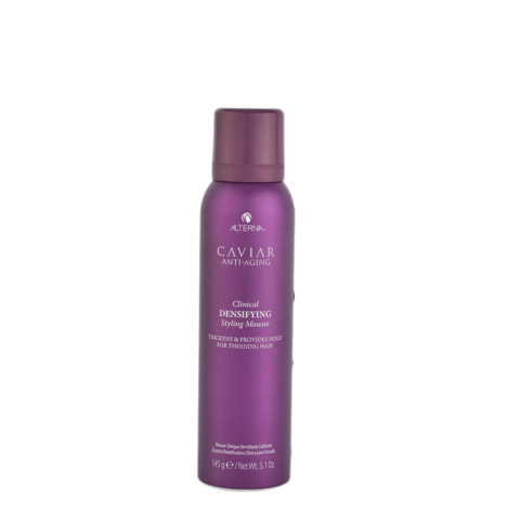 Alterna Caviar Clinical Densifying Styling Mousse 145g - redensifying Schaum