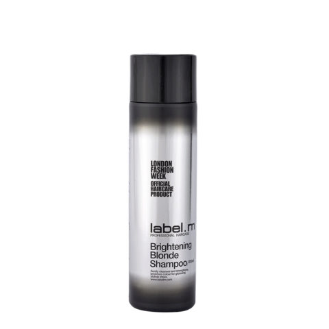 Label.M Brightening Blonde Shampoo 250ml