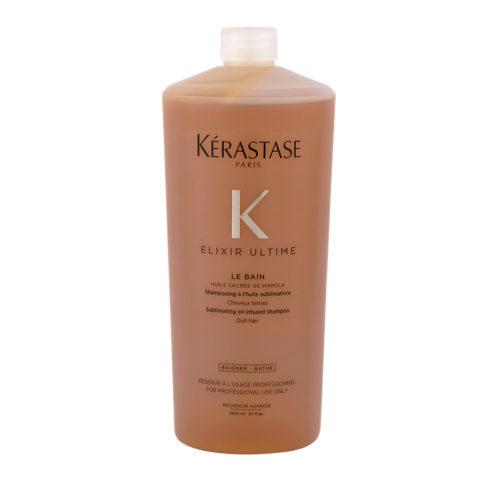 Kerastase Elixir Ultime Le Bain 1000ml - Öl-Shampoo