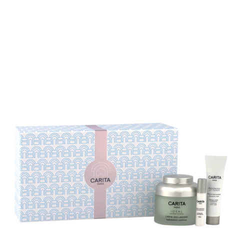 Carita Skincare kit Ideal Hydratation - Back in time