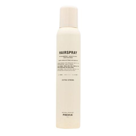 Previa Extra strong no gas hairspray 200ml - extra starker ökologischer Lack