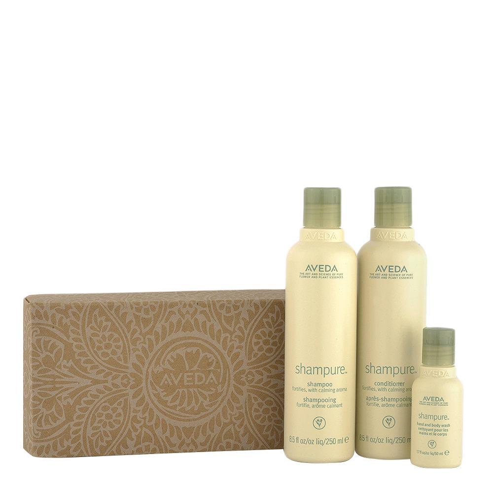 Aveda Shampure Kit Cleanse & Calm
