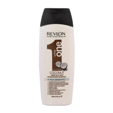 Uniq One Coconut Hair and scalp Conditioning shampoo 300ml