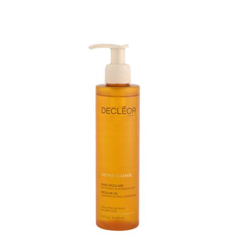 Decléor Aroma Cleanse Huile Micellaire 200ml - Reinigungsmicellaröl