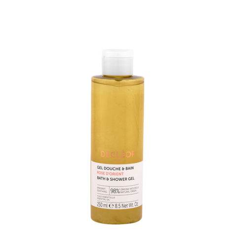 Decléor Shower Gel Douche & bain Rose D'Orient 250ml - Duschgel orientalische Rose