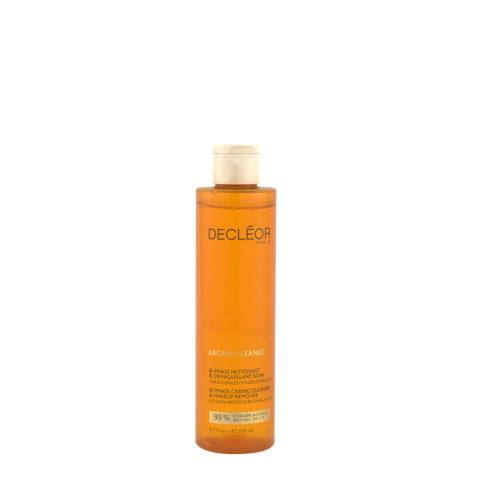 Decléor Aroma Cleanse Bi phase Nettoyant & Demaquillant Soin 200ml