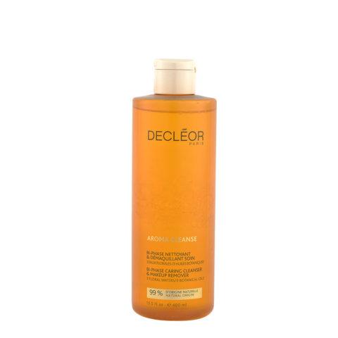 Decléor Aroma Cleanse Bi phase Nettoyant & Demaquillant Soin 400ml