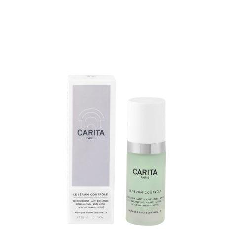 Carita Skincare Le Serum Controle 30ml - Korrektor Serummatt - Effekt